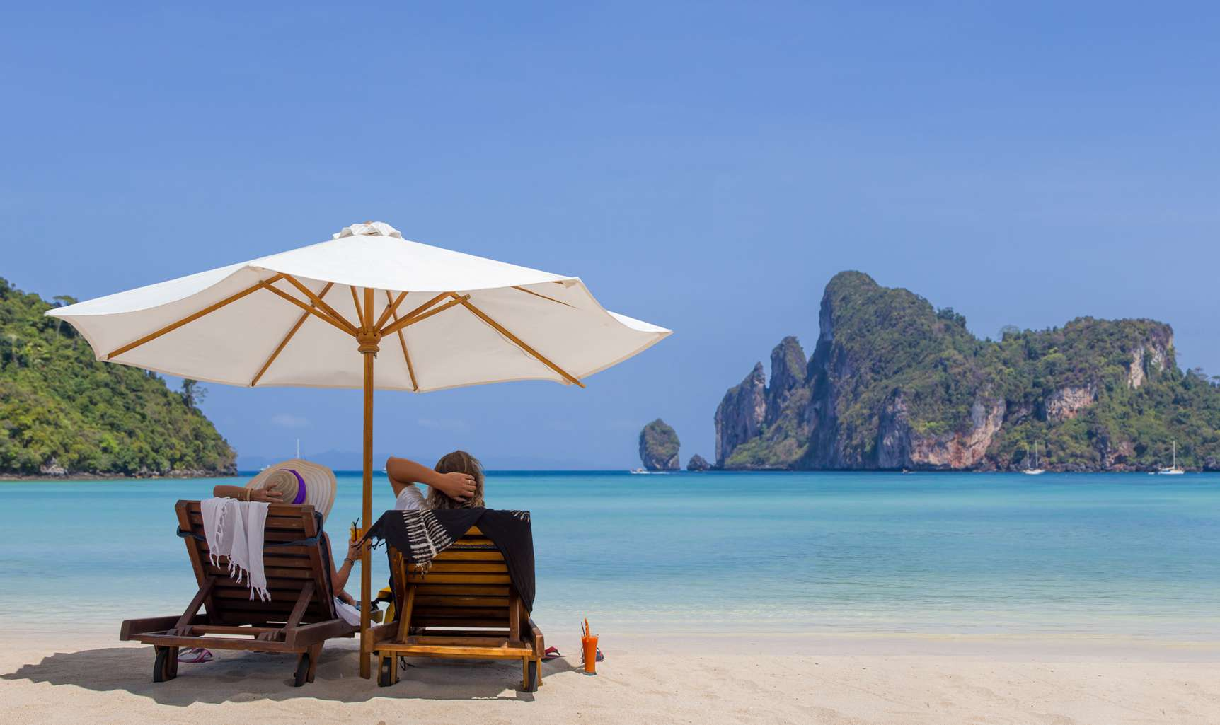 Enjoy a Wide Selection of Hotels in your dream Vacation