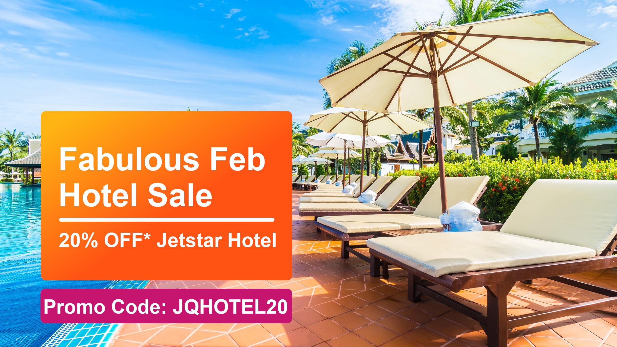 Fabulous Feb Sale